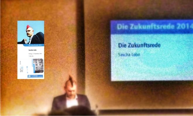 Sascha Lobo Zukunftsrede in Ludwigshafen